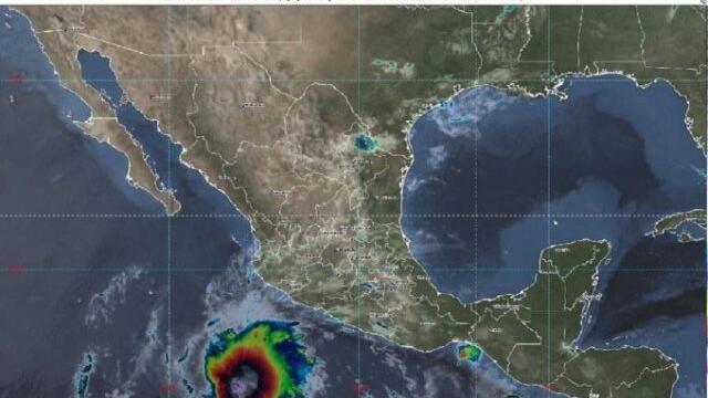 Fuertes lluvias en Jalisco, Guanajuato y Michoacán