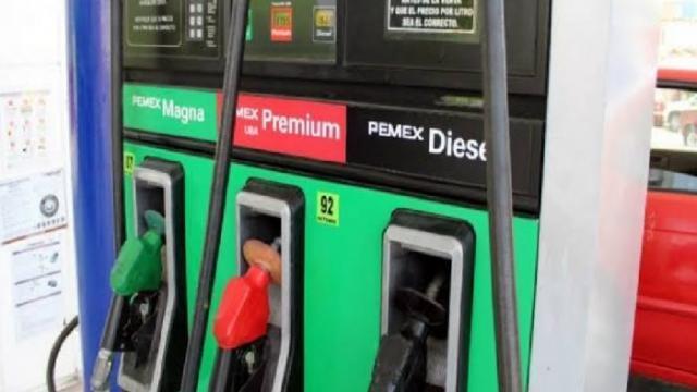 Estímulo fiscal para la gasolina baja