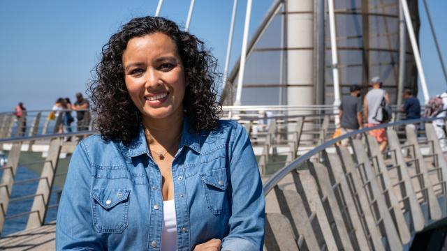 Idalia González en Puerto Vallarta
