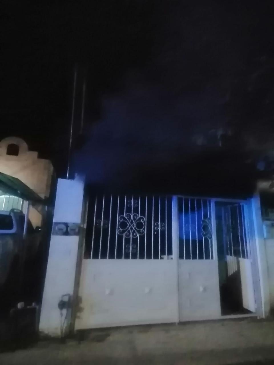 Incendio en ixtapa