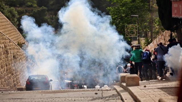 Ola de violencia en Jerusalén