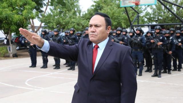 Asesinan a director de la Policía Estatal de Sinaloa