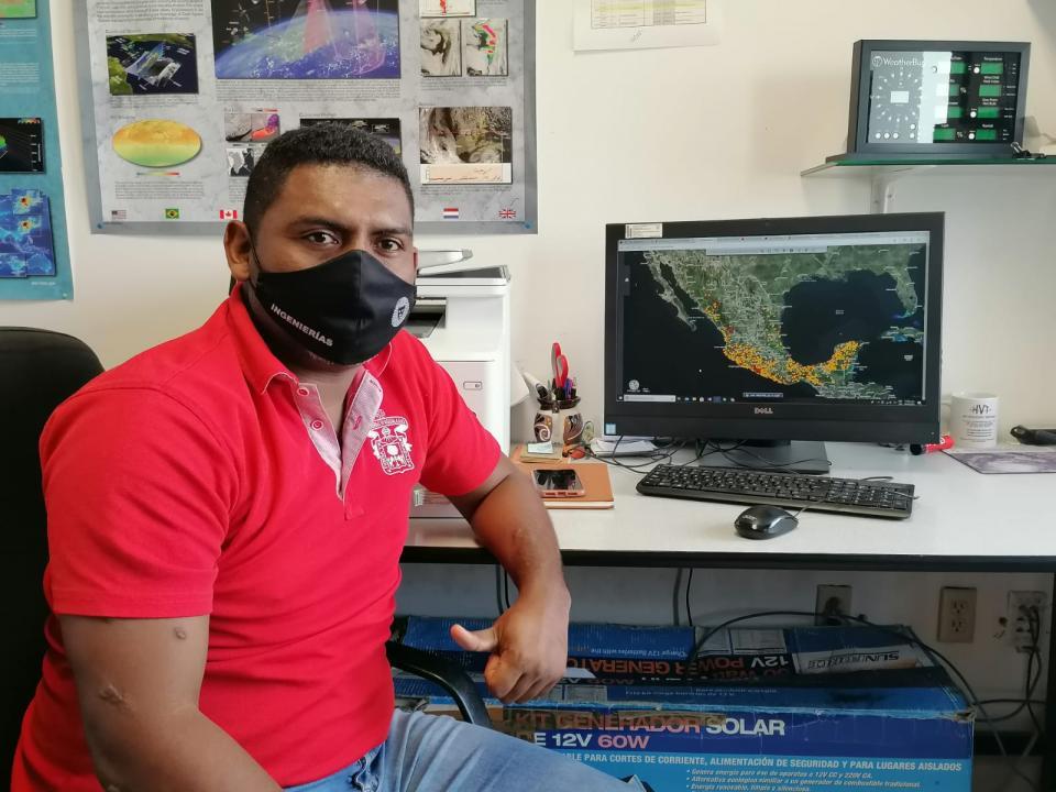 Récord de incendios forestales en Vallarta; culpan a la Niña
