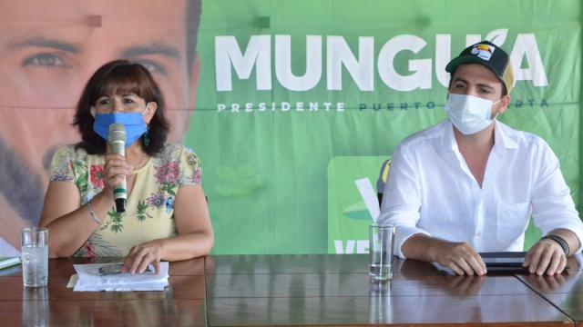 Los temas sociales serán prioridad: Luis Munguía