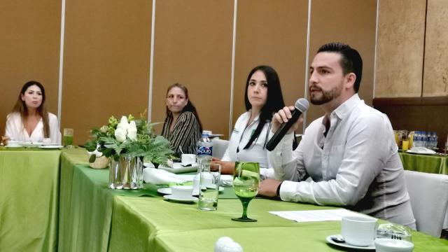 Candidato a la alcaldía de Puerto Vallarta por el partido Verde