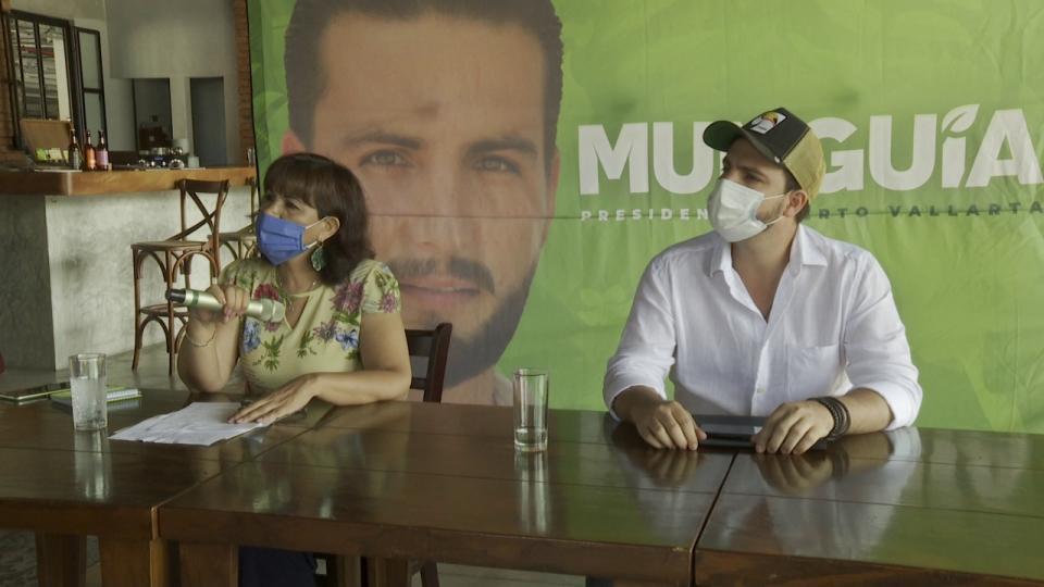 Activista de Morena cambia a Verde por su proyecto social