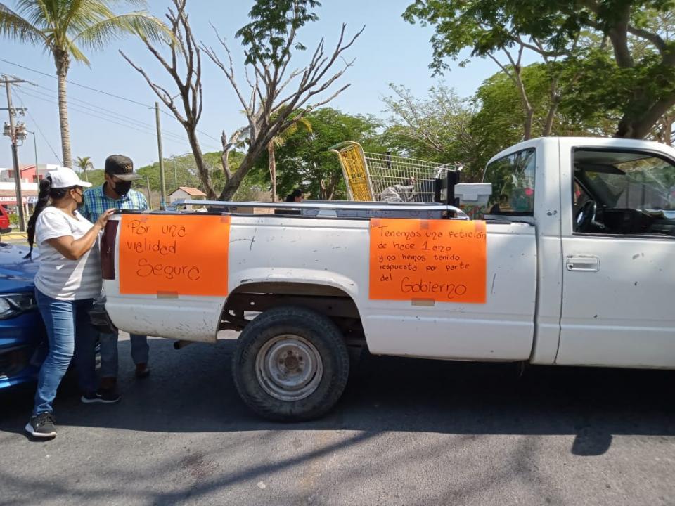 Manifestación en Ecoterra