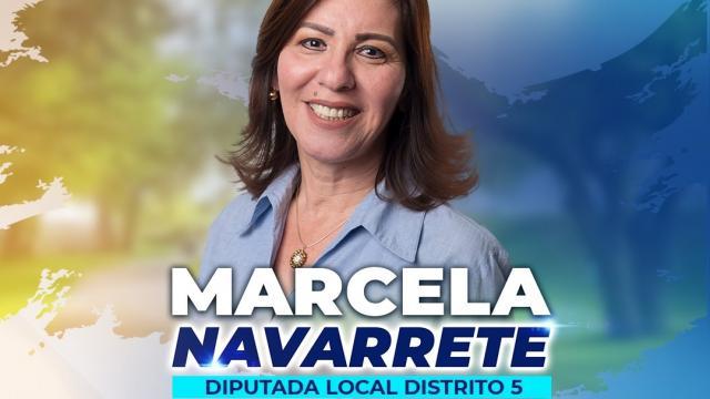 Marcela Navarrete favorecerá temas de salud
