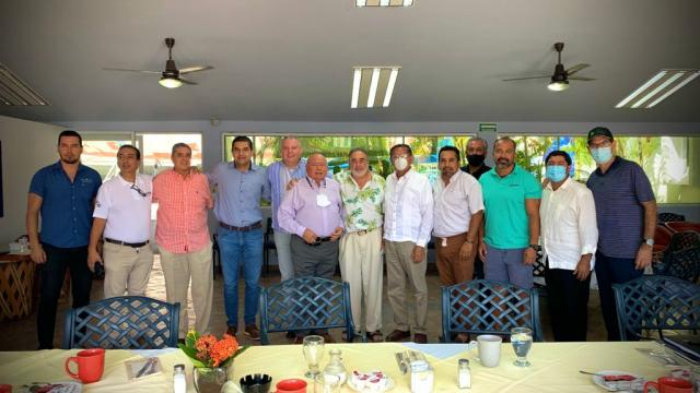 Empresarios se suman al proyecto del Profe Michel