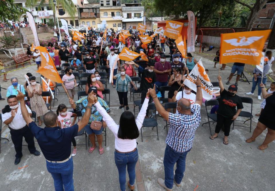 Movimiento Ciudadano en la Buenos Aires