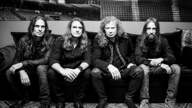 Megadeth anuncia salida de integrante por pedofilia