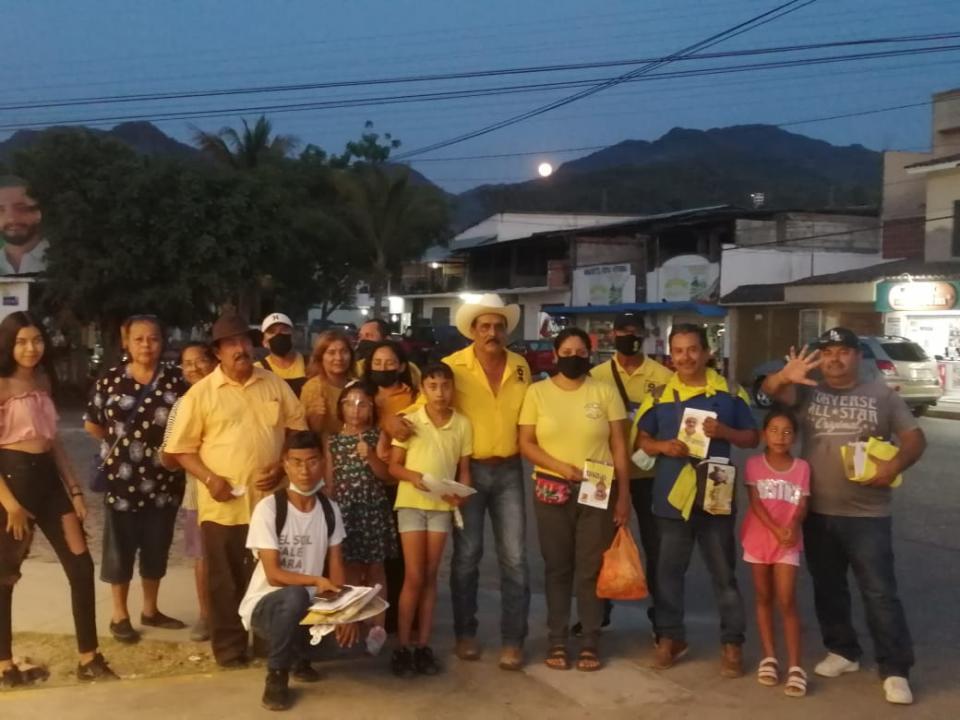 Mi compromiso es con la gente de Vallarta: Otoniel Barragán