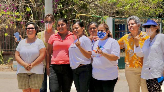 Mi compromiso es trabajar por nuestra gente: Lupita Guerrero