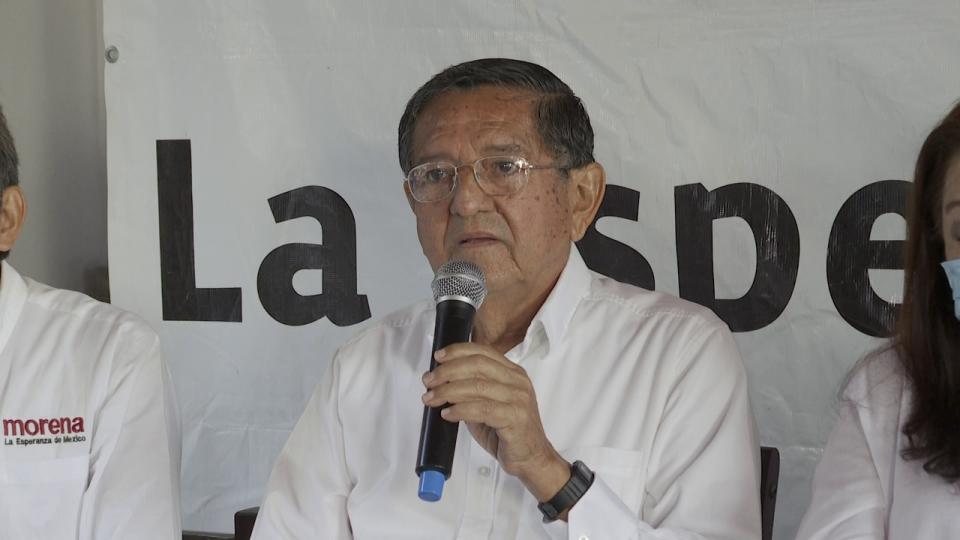 Es Michel el candidato de Morena a la alcaldía de Vallarta