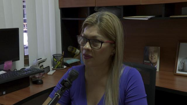 Regidora propone muro en honor a enfermeros fallecidos
