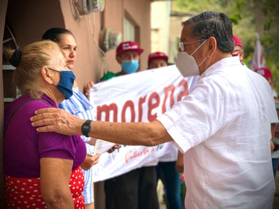 Morena va a ganar: vecinos de la colonia López Mateos