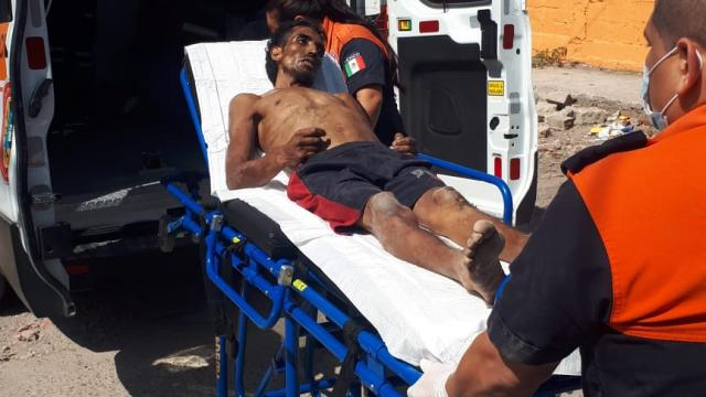 Muere indigente en Hospital Regional