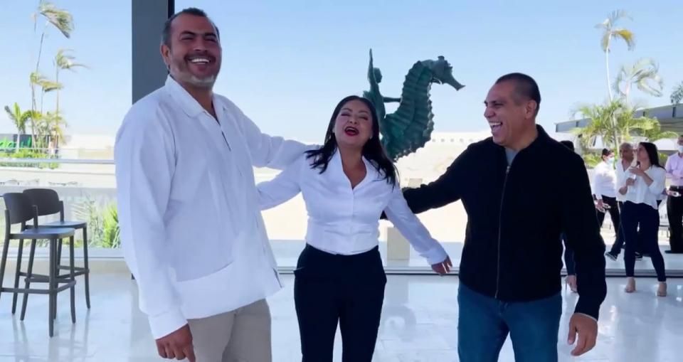 Niega Diego Franco enriquecimiento ilícito