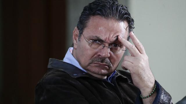 """""""Instrucción cumplida"""": director de Pemex sobre Deschamps"""