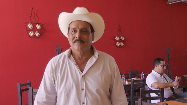 Candidato del PRD por la alcaldía de Puerto Vallarta