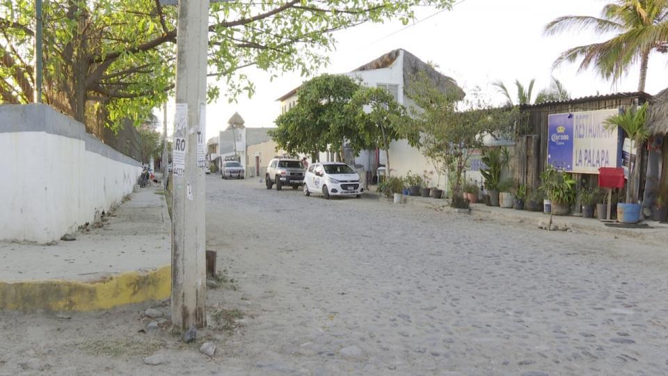 Mejoramiento urbano en Brucerías