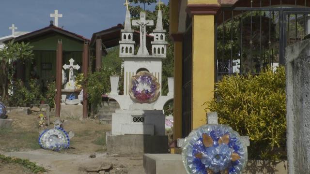 Panteones en Bahía de Banderas