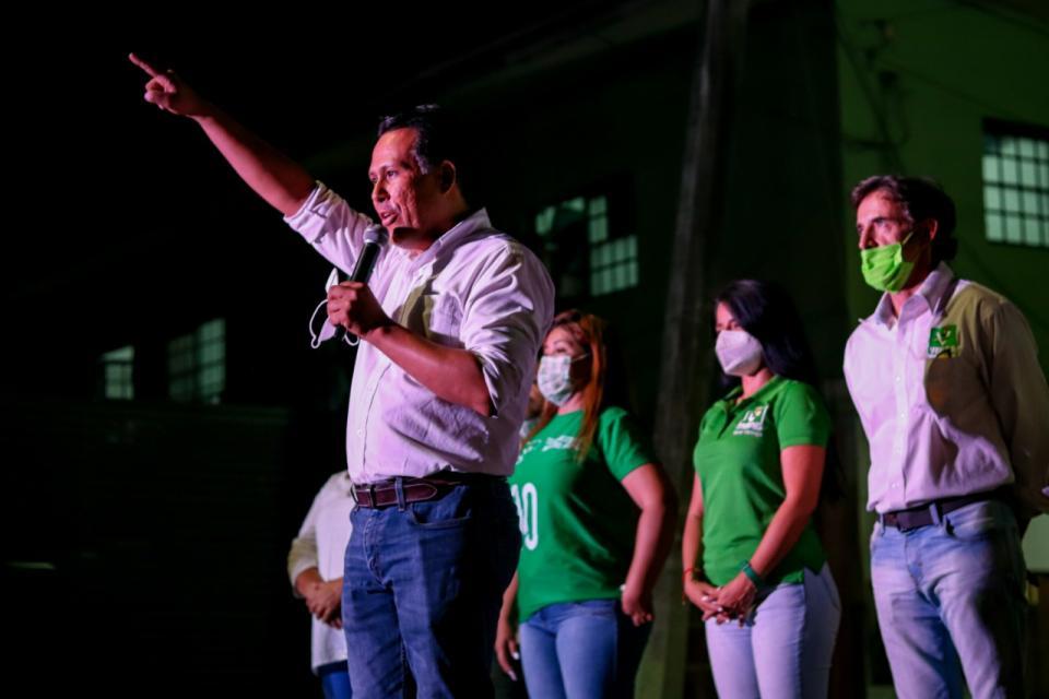 Todo el peso de la Ley para MORENA Y MC: Partido Verde