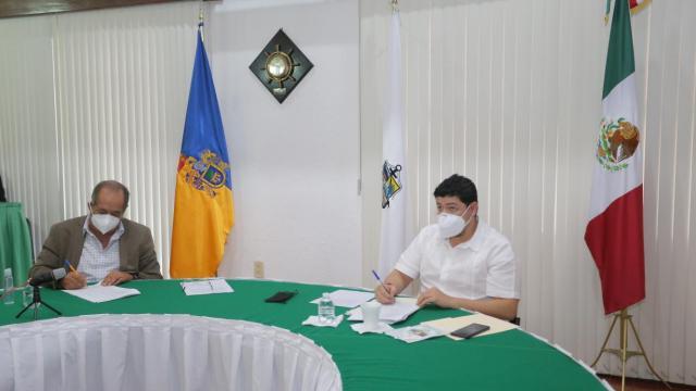 Se infecta de Covid-19 el Alcalde de Puerto Vallarta