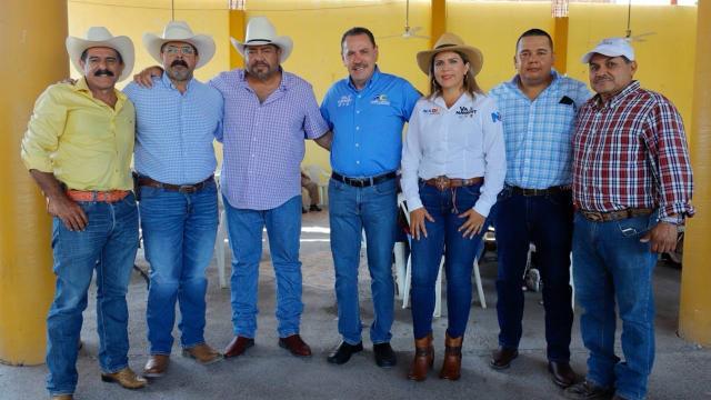 Productores de San Juan de Abajo respaldan a Jaime Cuevas