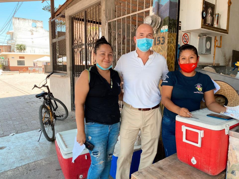 Gestionar recursos para mejorar colonias: Carlos Gerard