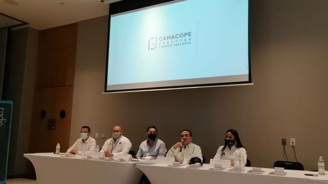 Reunidos líderes de Canacopes del país en Puerto Vallarta