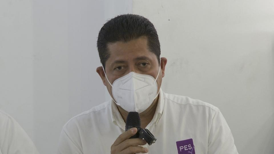 Roberto González no aparecerá en boleta electoral