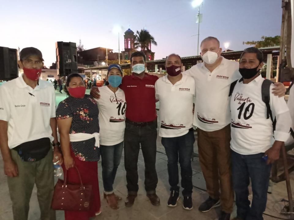 MC y PVEM son unos delincuentes: Salvador Llamas