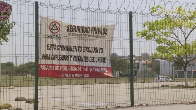 Habilitan segundo estacionamiento en la UNIRSE de Vallarta