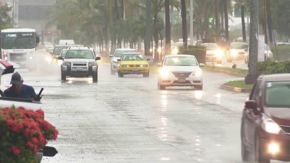 Lluvias podrían presentarse hasta mediados de junio