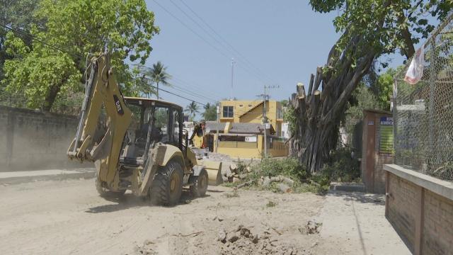Ayuntamiento tala árboles en calle Montessori