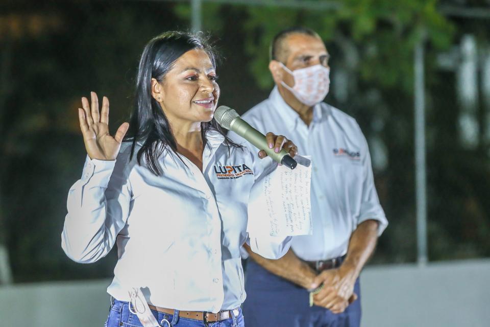 Todo el apoyo a mujeres jefas de familia: Lupita Guerrero