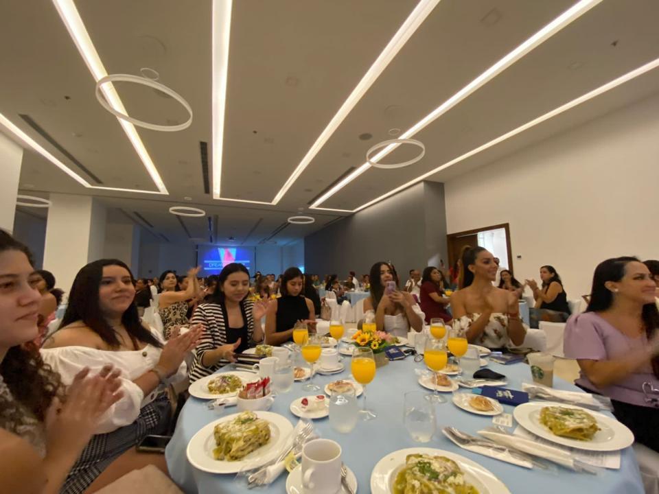 Yussara Canales aliada de mujeres empresarias