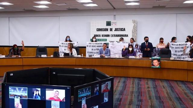 Va CNDH contra nueva Ley de la FGR ante la SCJN