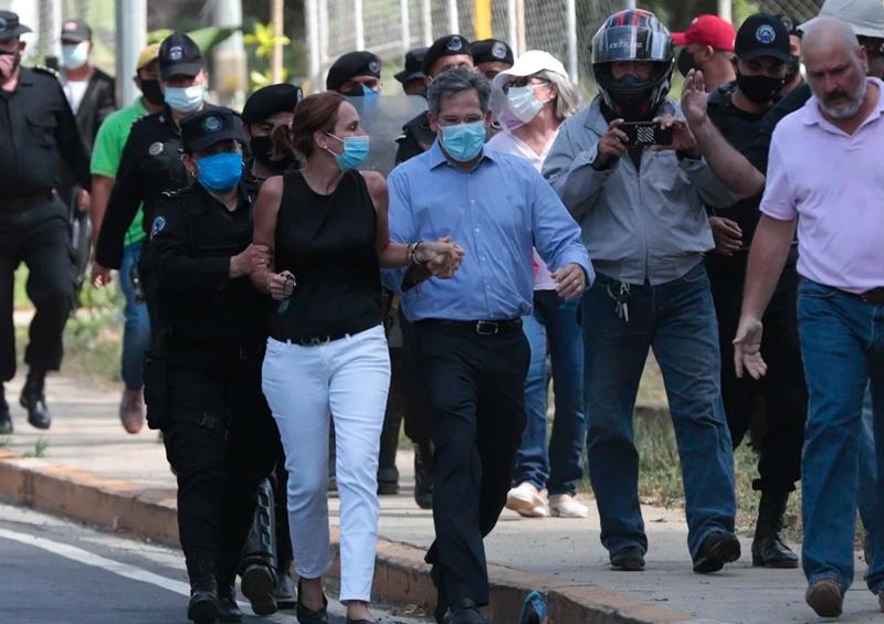 México expresa su preocupación a Nicaragua