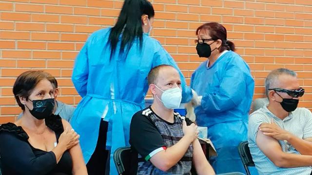 Sobraron 14 mil vacunas en Vallarta