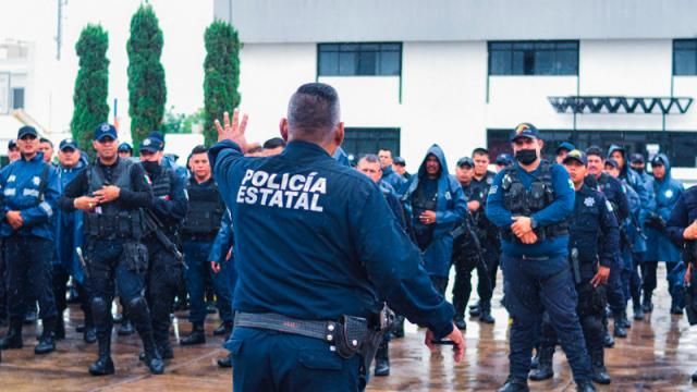 Encabeza SSPC operativo en municipios y zonas vulnerables ante Tormenta Tropical Dolores