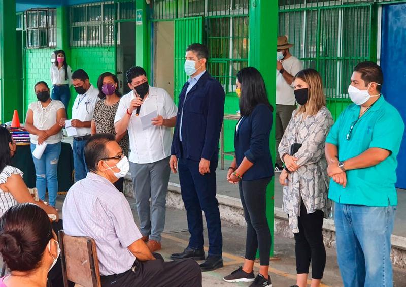 Prepara gobierno municipal entrega de apoyos escolares