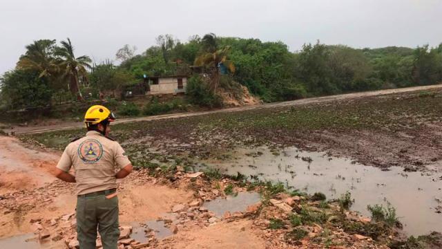 """""""Enrique"""" dejó mínimas afectaciones a Jalisco: Alfaro"""