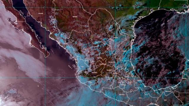 Conagua advierte sobre próximo desarrollo ciclónico
