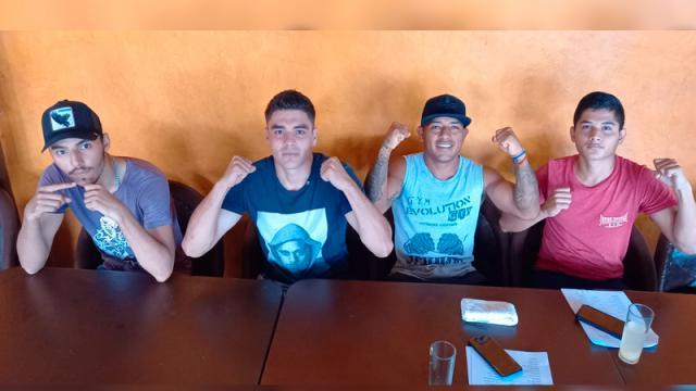 Regresan combates de Muay Thai en la Arena Demonio Blanco