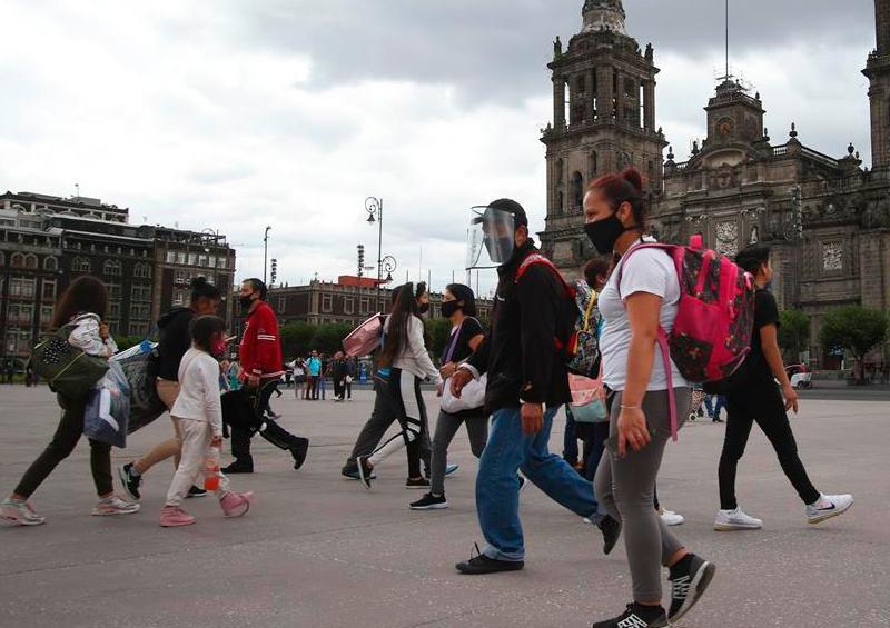 México acumula 230 mil 792 muertes por Covid-19