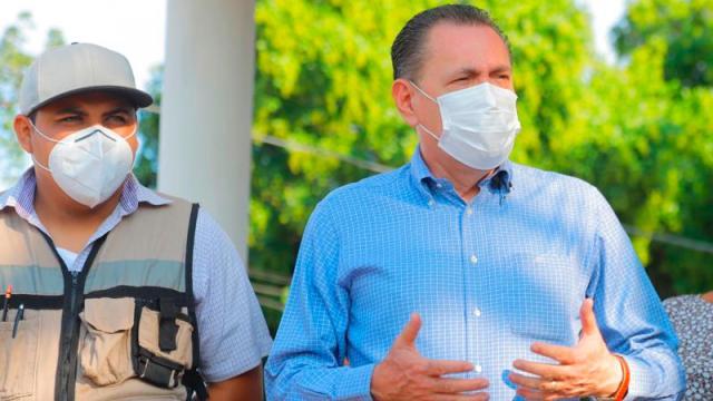 Más inversión en obras de calidad para Bahía: Jaime Cuevas
