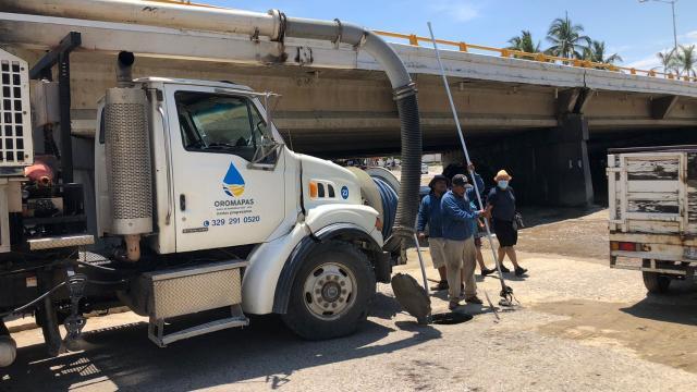 Oromapas fortalecerá sistema de saneamiento en Bahía