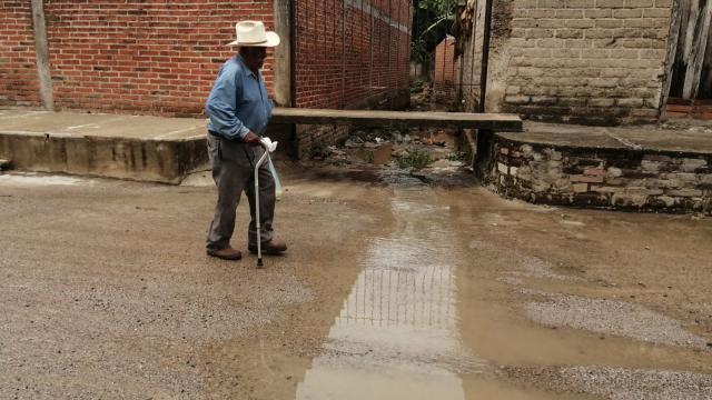 Arroyos absorbidos por mancha urbana en San juan de Abajo